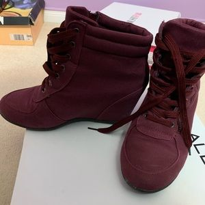 Ankle Booties ( hidden heels)